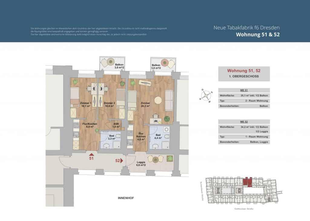 Neue Tabakfabrik f6 Dresden