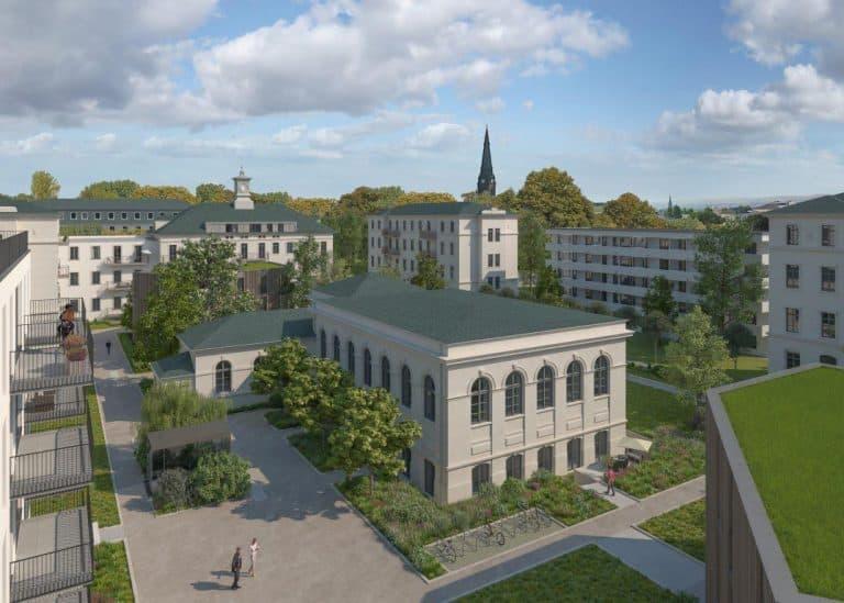 Dresden-Albertstadt-–-Neubau
