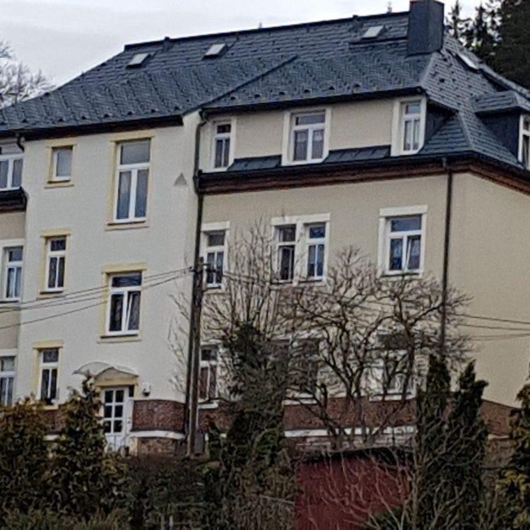 Mehrfamilienhaus-Kapiatlanlage